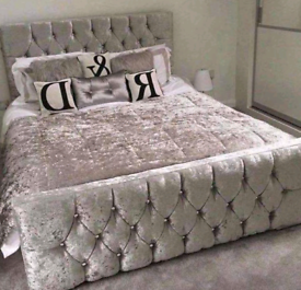 Upholstered beds for sale!