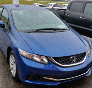 2015 Civic LX lease takeover
