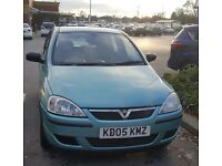 VAUXHALL CORSA • 1.2 • 2005 MODEL • 1 FORMER KEER • VERY GOOD CONDITION • QUICK SALE £495