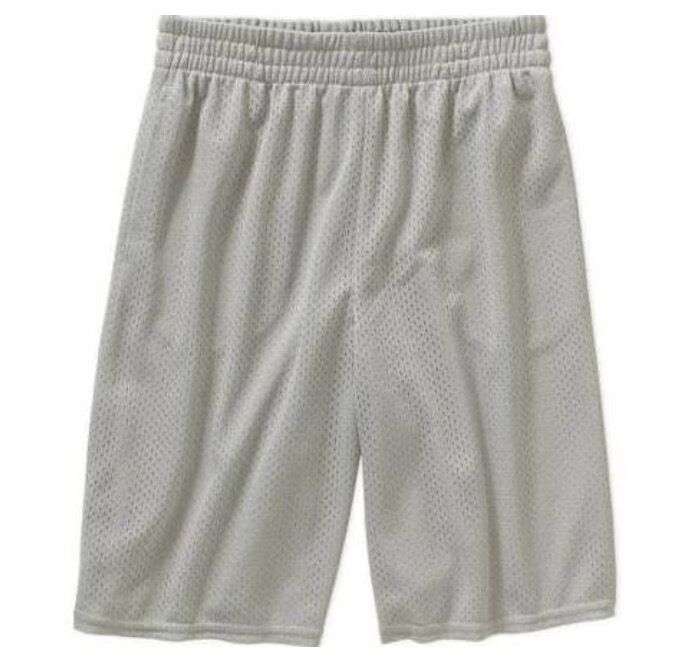 MEN'S MESH ATHLETIC RUNNING SHORTS BASKETBALL TRUNKS STARTER
