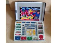 Child's Toy - Plug and Play Electronics Kit