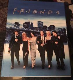 Friends Season 1-10 Blu Ray Box Set Like New