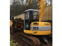Wanted Digger driver for ongoing project