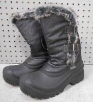 Brand new - size 6 Icefield Solid winter boots for women