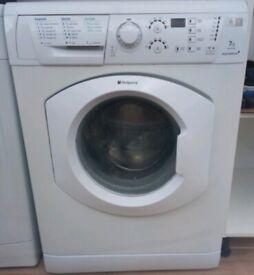 Hotpoint Aquarius 7kg Washing Machine ** Excellent Condition** BARGAIN £75!