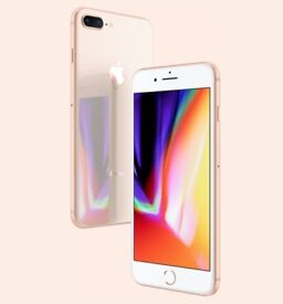 iPhone 8 Plus 64gb gold locked to EE