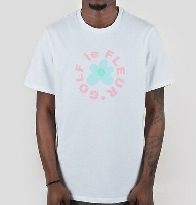 Converse x Golf Le Fleur Shirt - CHOOSE SIZE - Tyler the Creator Wang Pink Blue