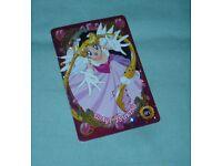 Sailor Moon Super S World 4 Carddass EX4 Card PICK A Card