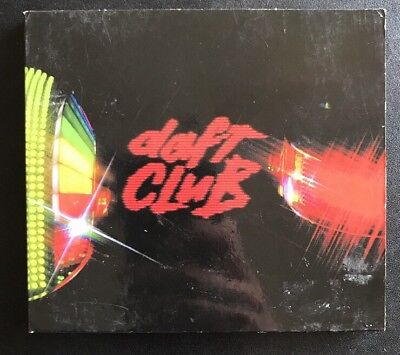 DAFT PUNK 'Daft Club' 2003 DANCE ELECTRONICA CD ALBUM, used for sale  Shipping to Canada