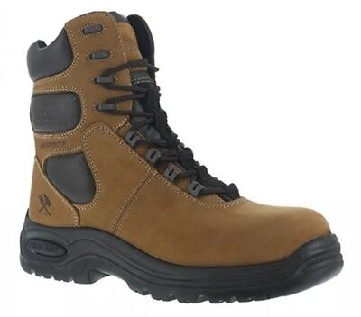 Iron Age Men's Ia6901 Waterproof Composite Toe Boot Brown Size 10.5