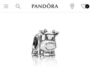 PANDORA CHARM- cute cow charm Kitchener / Waterloo Kitchener Area image 1