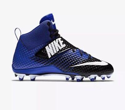 7e5a9092975e Nike Lunarbeast Strike PRO TD Men s Football Cleats 833421-014 MSRP Size 14
