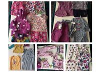Job lot 42 items kite 100% organic baby girl clothes