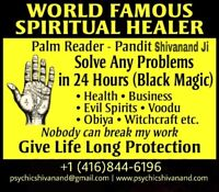 Get Free from Cures, Evil Eye Magic Black in your Life.!