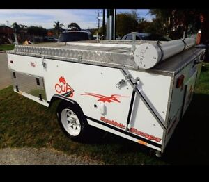 SUPAMATIC ESCAPE CUB CAMPER TRAILER FOR SALE Safety Bay Rockingham Area Preview