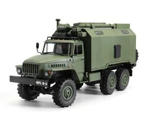 4G 6WD Rc Car Military Truck Rock Crawler Command Vehicle RTR