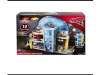 Brand new Disney Pixar cars 3 Florida garage