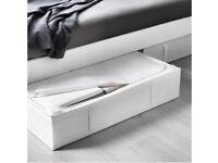 Ikea skubb under bed storage box