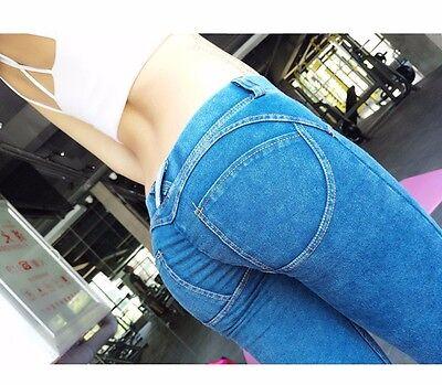 WOW Best Best Sexy Women Leggings - Fitness Jeggins - Buttock shaping - sz M,
