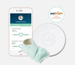 Owlet Smart Sock 2 - baby oxygen and heart rate monitor