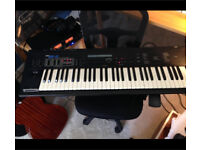 Korg DS—8 synth, recently serviced, with flight case. £225 ono.