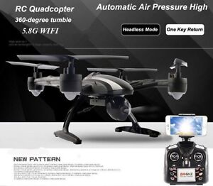 Quadcopter Drone with camera /hight hold and one key return function Norwood Norwood Area Preview