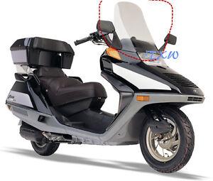cf moto 250 parts accessories qlink scooter commuter cm250 cfmoto fashion vip cf250t honda helix wind shield