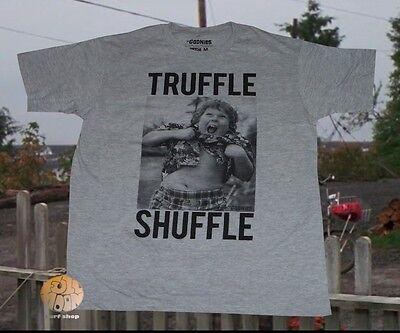 New Goonies Truffle Shuffle Chunk Photo Mens 1985 Vintage Classic T-Shirt ()