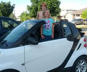 2008 Smart Car Fortwo Passion Convertible