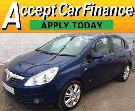 Vauxhall/Opel Corsa 1.2i 16v ( a/c ) 2010MY Design FROM £15 PER WEEK!