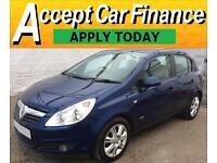 Vauxhall/Opel Corsa 1.2i 16v ( a/c ) 2010MY Design FROM £15 PER WEEK!