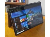 Lenovo ThinkPad Yoga 15 i7-5500U , 8GB ram ,256GB SSD Windows 8.