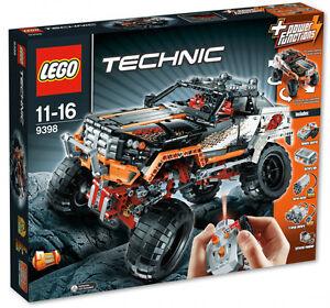LEGO Technic 9398 4x4  RC Offroader Geländewagen  NEU & OVP