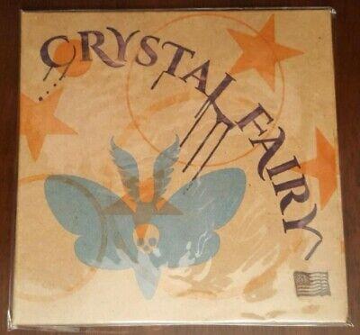 Crystal Fairy CD - Mackie Letterpress Sleeve Edition #33/33 - Melvins Amrep