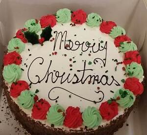 ORDER YOUR CHRISTMAS CAKE NOW.... Salisbury Brisbane South West Preview