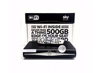 SKY HD BOX 500GB (BOXED - LIKE NEW)
