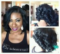 WEAVE AND HAIR EXTENSIONS
