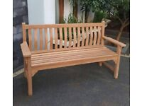 🟥 Teak garden benchs 🟥