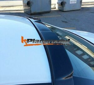 Carbon Roof Spoiler for 2006 to 2015 Honda Civic