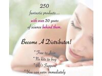 Looking for Enthusiastic, self motivating Health & Beauty Lovers!