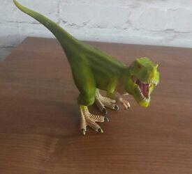 Large schleich tyrannosuarus rex dinosaur