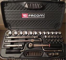 Facom Sockets Set S.440AP New