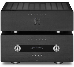 Primare Processor and Amplifier