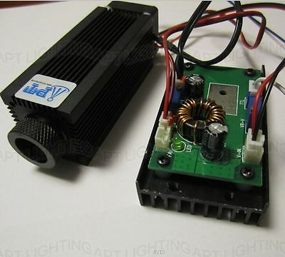 High Quality Good Cooling 2w 808nm Ir Laser Module Focusable Laser Module