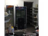 Retail Display fridge - Double