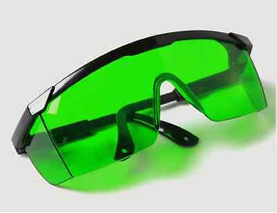Blue-violet 190-450nm Laser Safety Glasses Protective Goggles Eyewear
