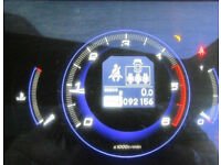 HONDA CIVIC 2.2 I-CTDI TYPE-S GT 3d 139 BHP PANORAMIC ROOF + TRACTION CONTROL SERVICE RECORD ++