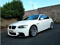 BEAUTIFUL BMW M3 4.0 V8 COMPETITION PACK STUNNING CAR - M5 M4 M6 R32 golf r 911 boxster rs4 c63 amg