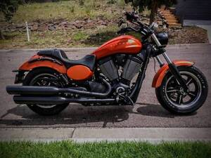 2013 Victory Judge - Nuclear Sunset - Excellent Condition Sunshine North Brimbank Area Preview