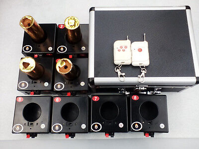 8Cues Marry contorler wedding Fireworks firing system wireless remote Salvo fire